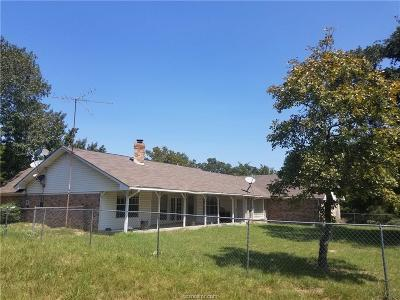 Leon County Single Family Home For Sale: 6276 County Road 363