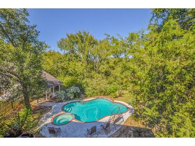 College Station Single Family Home For Sale: 4685 Timberline Drive