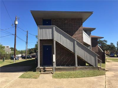 College Station Rental For Rent: 803 Autumn Circle #A