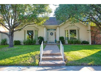 Bryan Condo/Townhouse For Sale: 1207 Brook Hollow Drive