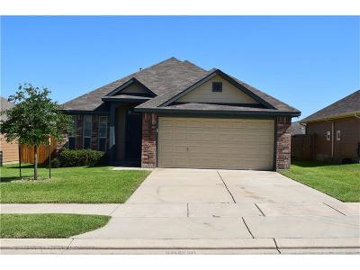 College Station Rental For Rent: 4140 Whispering Creek Drive
