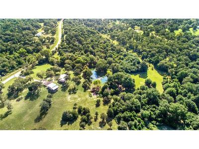 Burleson County Single Family Home For Sale: 9695 County Road 321