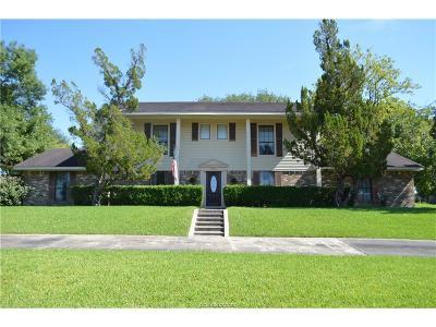 Navasota Single Family Home For Sale: 1604 Neal