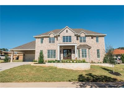 College Station Single Family Home For Sale: 1403 Mission Hills Court