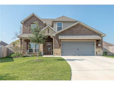 College Station Single Family Home For Sale: 2621 Hailes Court