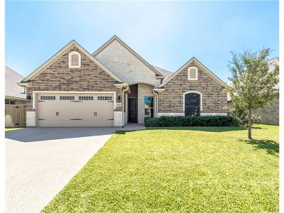 College Station Single Family Home For Sale: 8309 Raintree Drive