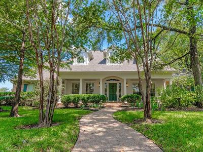 College Station Single Family Home For Sale: 5001 Crystal Downs Court