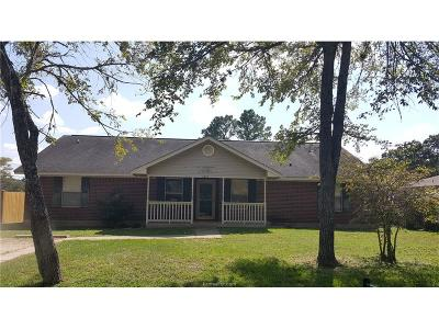 Bryan Single Family Home For Sale: 4402 Old Hearne Road