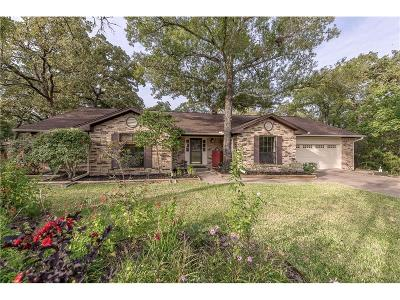 College Station Single Family Home For Sale: 2000 Pebblestone Court