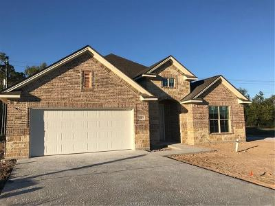 Bryan Single Family Home For Sale: 3419 Dovecote Way