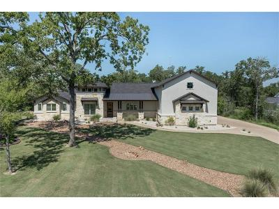 College Station Single Family Home For Sale: 5101 Trumpeter Swan Drive