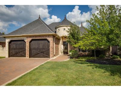 College Station Single Family Home For Sale: 4311 Velencia Court