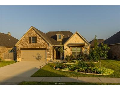 College Station Single Family Home For Sale: 2502 Warkworth Lane