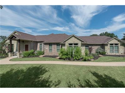 College Station Single Family Home For Sale: 17817 Ranch House Road