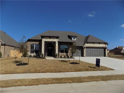College Station Single Family Home For Sale: 4319 Egremont Court