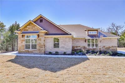 College Station Single Family Home For Sale: 17228 Cedar Springs Court