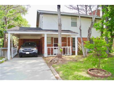 College Station Rental For Rent: 1603 Lawyer Street