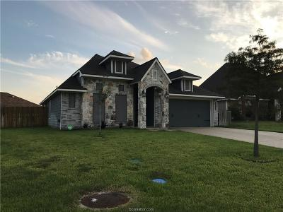 Bryan Single Family Home For Sale: 2030 Positano
