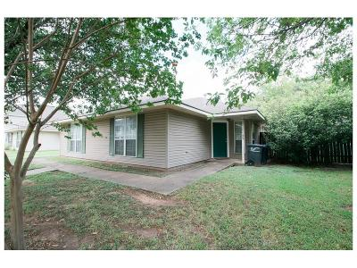 College Station Rental For Rent: 1143 Oney Hervey Drive