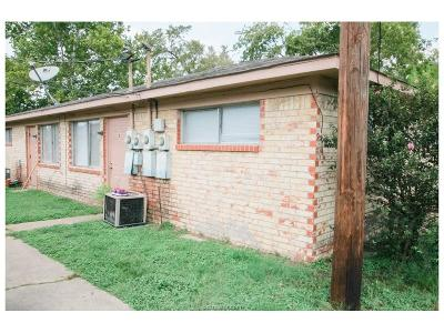 Bryan Rental For Rent: 204 Lynn Drive #C