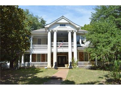 Milam County Single Family Home For Sale: 8343 E Fm 485