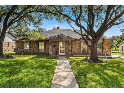Bryan Single Family Home For Sale: 2603 Arbor Drive
