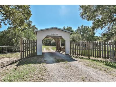 Madisonville Single Family Home For Sale: 22455 State Hwy Osr
