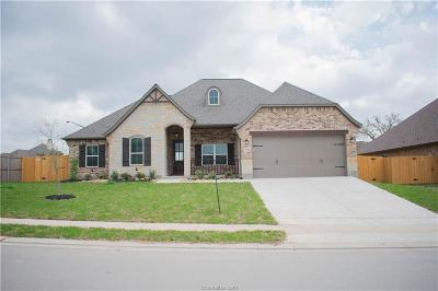 Bryan Single Family Home For Sale: 3301 Stonington