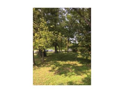 Bryan Residential Lots & Land For Sale: 929 N Rosemary Drive