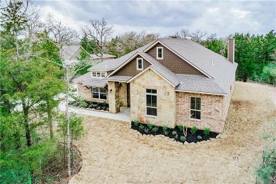 College Station Single Family Home For Sale: 17284 Cedar Springs Court