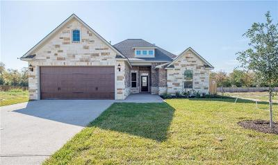 Bryan Single Family Home For Sale: 3520 Foxcroft