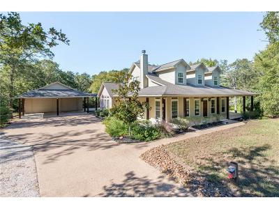 College Station Single Family Home For Sale: 4376 Bentwood Drive