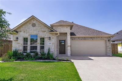 Bryan Single Family Home For Sale: 3079 Peterson Circle