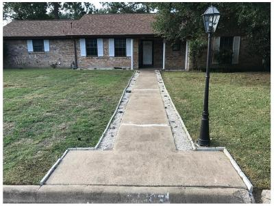 Hearne Single Family Home For Sale: 910 Anderson Street