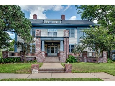 Bryan Single Family Home For Sale: 610 East 29th Street