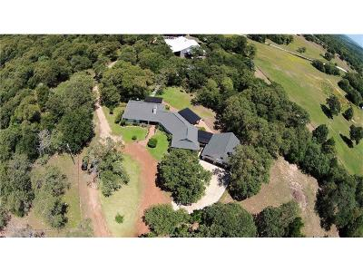 Milam County Single Family Home For Sale: 322 Twenty-Two Hills Road