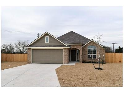 Brazos County Single Family Home For Sale: 2562 Elkhorn Trail