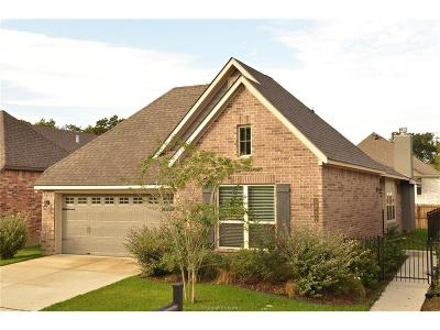 Bryan , College Station  Single Family Home For Sale: 1732 Parkland