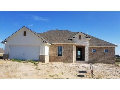 College Station Single Family Home For Sale: 4003 Crooked Creek