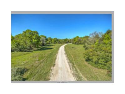 bryan Residential Lots & Land For Sale: 17497 Wilson Pasture Road