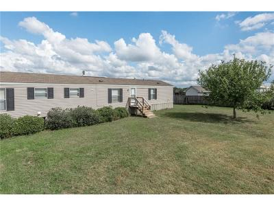 Bryan Single Family Home For Sale: 7332 New Church Cemetary Road
