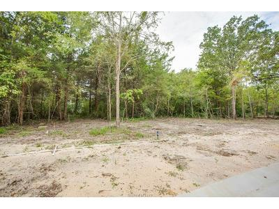 bryan Residential Lots & Land For Sale: 7024 Wood Oaks Dr. Drive