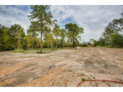 bryan Residential Lots & Land For Sale: 0000 Rose Point Lot 3