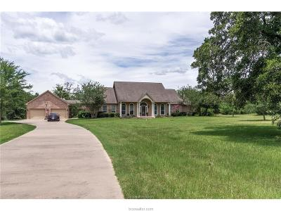 Bryan Single Family Home For Sale: 9321 Green Branch Loop