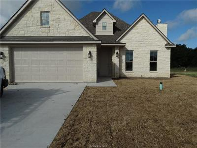 Bryan TX Single Family Home For Sale: $283,500