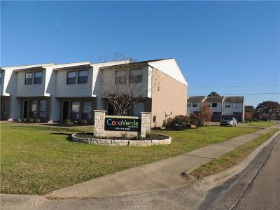 Brazos County Multi Family Home For Sale: 810 San Pedro #A-D