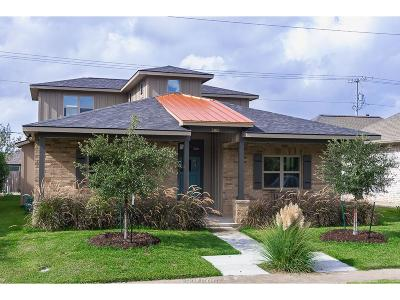 Bryan Single Family Home For Sale: 3105 Broadmoor Drive