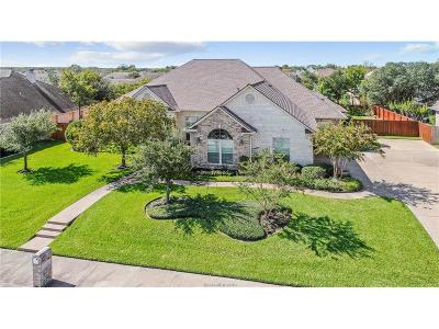 College Station Single Family Home For Sale: 5116 Sycamore Hills Drive