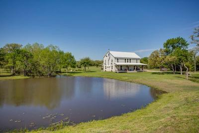 College Station Single Family Home For Sale: 5164 Straub Road