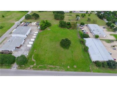 bryan Residential Lots & Land For Sale: 2402 Osborn Lane